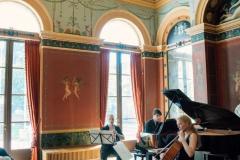 Concert tijdens het Internationaal Kamermuziekfestival Utrecht 2018